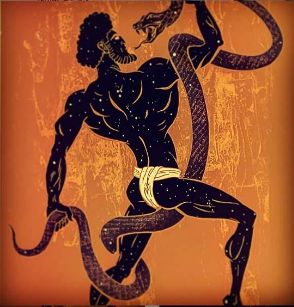 占星 蛇夫座