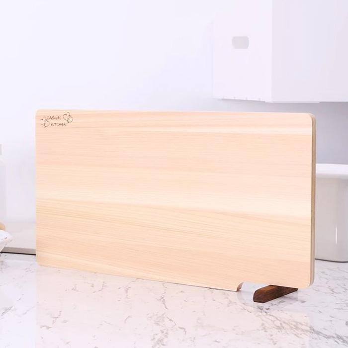 日本製超薄檜木砧板