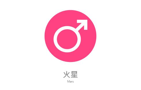 行星符號火星