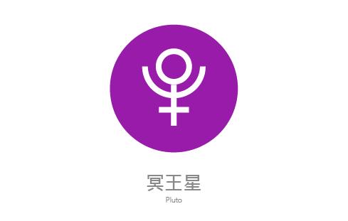冥王星符號